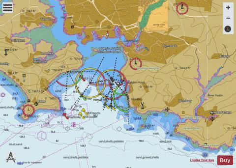 Plymouth Sound And Approaches Marine Chart 0030 0 Nautical