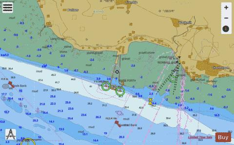 Crombie Jetty Marine Chart - Nautical Charts App