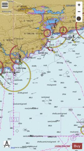 Old Head of Kinsale to Power Head Marine Chart - Nautical Charts App