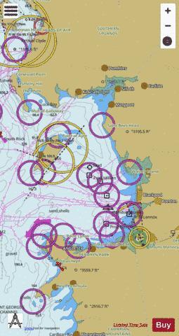 Irish sea eastern part marine chart 1826 0 nautical charts app