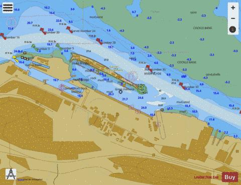 Great Harbour Marine Chart - Nautical Charts App