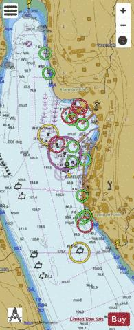B  Faslane Base Marine Chart - Nautical Charts App