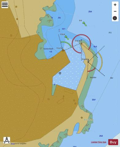 D  Dunmore East Harbour Marine Chart - Nautical Charts App