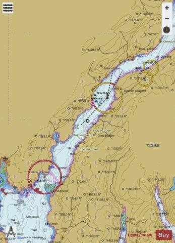B Marine Chart - Nautical Charts App