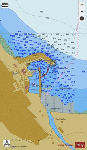 C  Ballycastle Marine Chart - Nautical Charts App