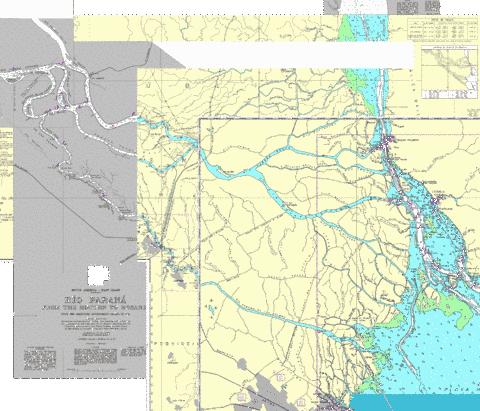 A Marine Chart - Nautical Charts App