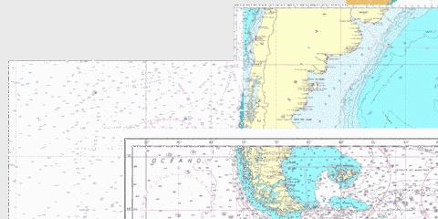 Bellingshausen Sea to Valdivia(Sheet 1) Marine Chart - Nautical Charts App