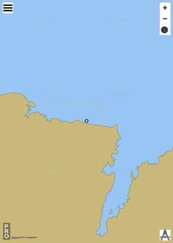 Australian Antarctic Territory - Endresen Islands to Cape Rouse Marine Chart - Nautical Charts App