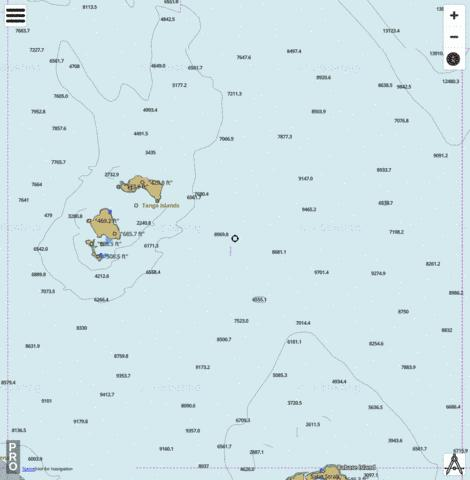 South pacific ocean tanga islands marine chart auau304153 south pacific ocean tanga islands marine chart nautical charts app sciox Choice Image