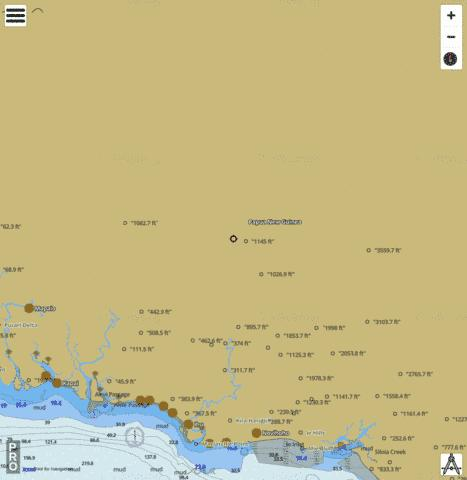Gulf of Papua - Urika Island to Kerema Marine Chart - Nautical Charts App