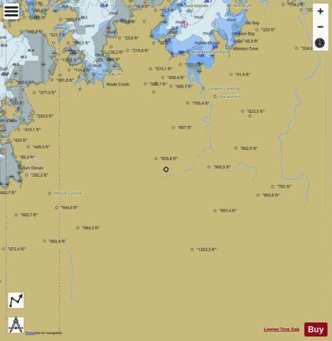 Western Australia Napier Broome Bay And Vansittart Bay Marine