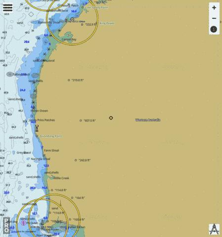 Western Australia - Cape Baskerville to Gantheaume Point Marine Chart - Nautical Charts App