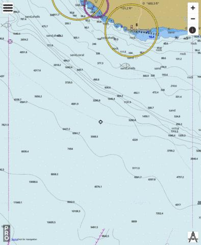 South Australia - Approaches to Port MacDonnell Marine Chart - Nautical Charts App