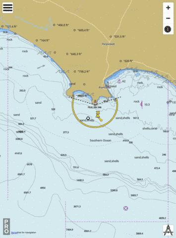 South Australia - Discovery Bay to Portland Bay Marine Chart - Nautical Charts App