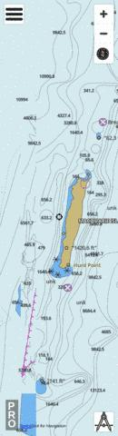 Southern Ocean - Macquarie Island Marine Chart - Nautical Charts App