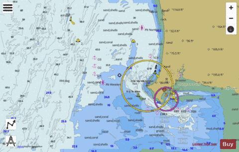 Australia Western Australia Broome Marine Chart Auau5050p0