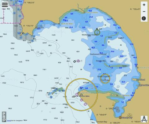 Australia - South Australia - Streaky Bay Marine Chart - Nautical Charts App