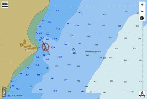 Australia - South Australia - Gulf St Vincent - Klein Point Marine Chart - Nautical Charts App