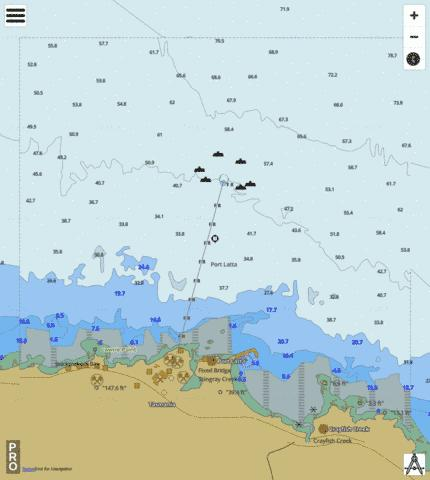 Tasmania - Port Latta Marine Chart - Nautical Charts App