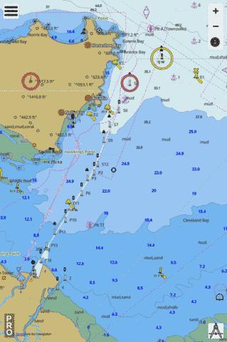 Map Of Australia Townsville.Australia Queensland Townsville Marine Chart Au Au5257p0