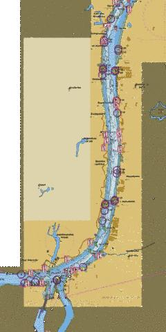 C  Hoboken to Wintam Marine Chart - Nautical Charts App