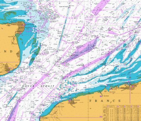 Dover Strait Eastern Part (Marine Chart : BE_0323_0 ...