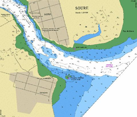 SOURE Marine Chart - Nautical Charts App