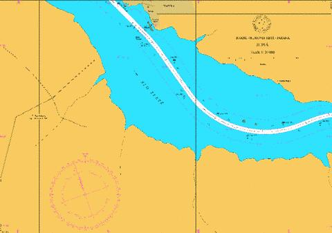 JUPIA 4 Marine Chart - Nautical Charts App