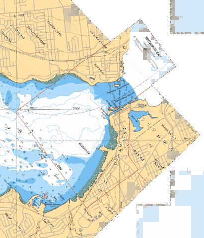 BRITANNIA BAY Marine Chart - Nautical Charts App