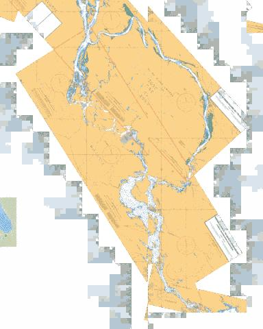 PORTAGE-DU-FORT � / TO CHUTE DU GRAND CALUMET Marine Chart - Nautical Charts App