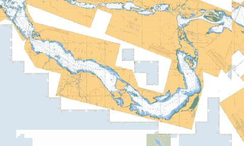 �LE MARCOTTE �/TO �LE D'ARCY Marine Chart - Nautical Charts App