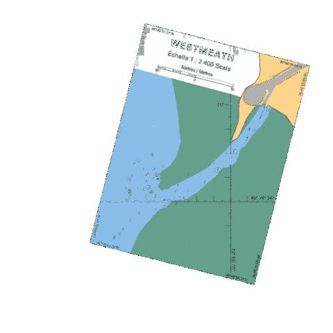 WESTMEATH Marine Chart - Nautical Charts App