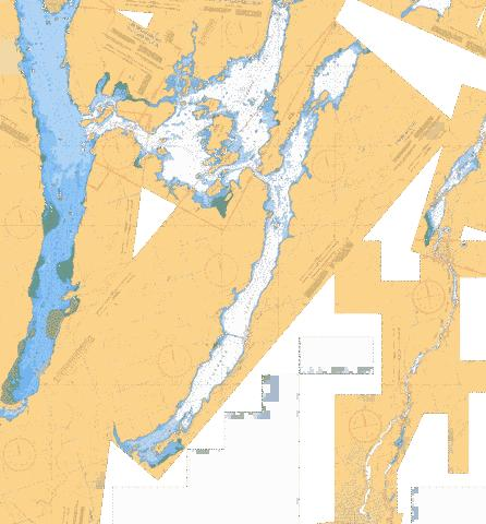 CHEMONG LAKE Marine Chart - Nautical Charts App