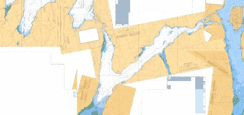 STURGEON LAKE Marine Chart - Nautical Charts App