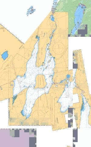 BALSAM LAKE Marine Chart - Nautical Charts App