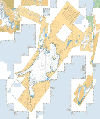 lake simcoe map with depths Lake Simcoe Marine Chart Ca2028a 1 Nautical Charts App lake simcoe map with depths