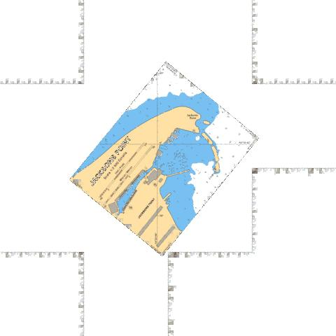 JACKSONS POINT Marine Chart - Nautical Charts App