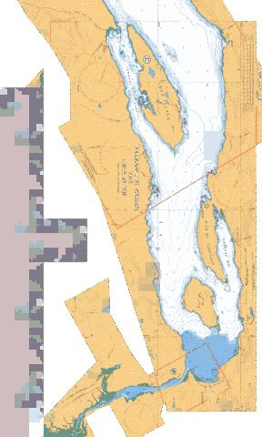 HARRISON HOT SPRINGS TO/� LONG ISLAND B-C Marine Chart - Nautical Charts App