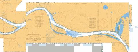 BARNSTON ISLAND TO/� CRESCENT ISLAND Marine Chart - Nautical Charts App