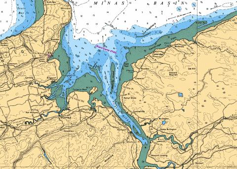 AVON RIVER AND APPROACHES ET LES APPROCHES Marine Chart - Nautical Charts App