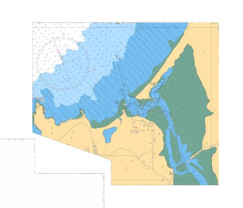 MARGAREE HARBOUR Marine Chart - Nautical Charts App