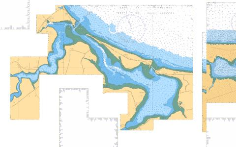 RUSTICO BAY Marine Chart - Nautical Charts App
