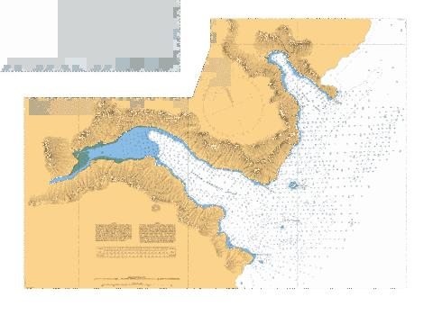 LITTLE HARBOUR DEEP AND / ET UNION COVE Marine Chart - Nautical Charts App