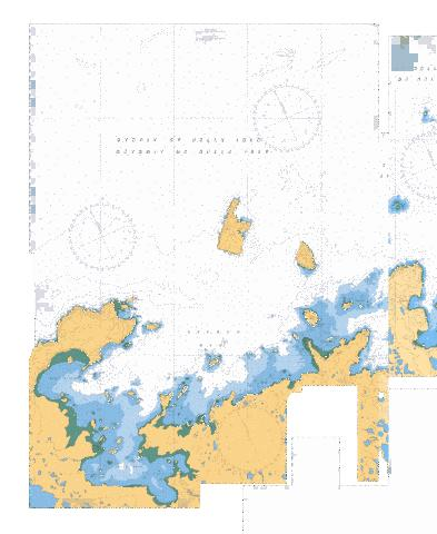 SACRED BAY Marine Chart - Nautical Charts App