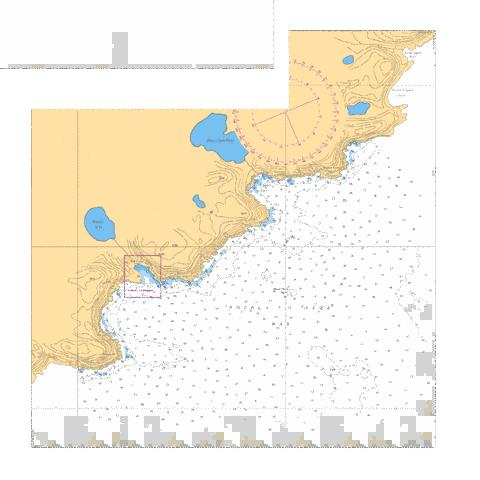 APPROACHES TO / APPROCHES � TILT COVE Marine Chart - Nautical Charts App