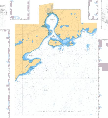 RED BAY Marine Chart - Nautical Charts App