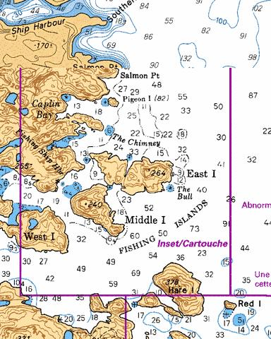 FISHING SHIP HARBOUR Marine Chart - Nautical Charts App