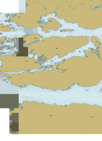 Johnstone Strait, Port Neville to\a Robson Bight (Part 1 of 2) Marine Chart - Nautical Charts App