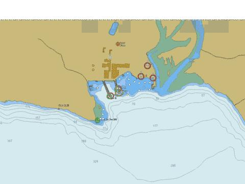 Gold River Marine Chart - Nautical Charts App