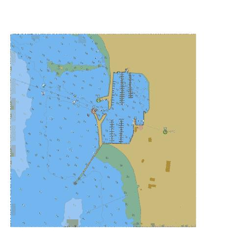 Port Elgin Marine Chart - Nautical Charts App